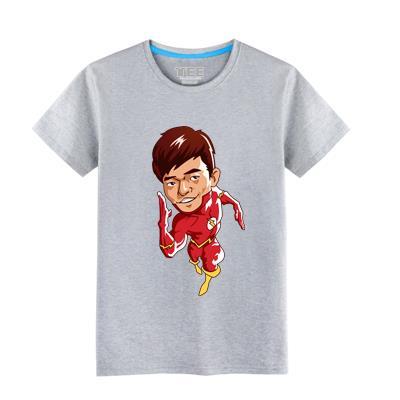 1男孩子7夏天8儿童9短袖汗衫10男童装4小学生6到12岁T恤纯棉上衣