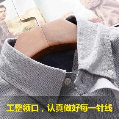 衬衫男短袖修身夏季201新款韩版潮流帅气男士寸衫青年休闲白衬衣