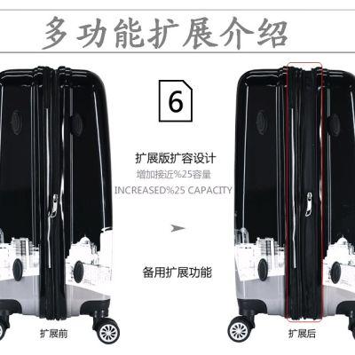 行李箱旅行箱男生杆女万向轮男子母行李箱万向轮大学生箱寸硬箱