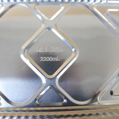 锡纸盒烤鱼打包盒一次性铝箔餐盒烤肉锡纸盘环保烤箱烘焙烧烤盒子