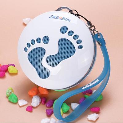 小脚丫宝宝胎教儿童音乐播放器mp3外放音响便携式迷你插卡小音箱
