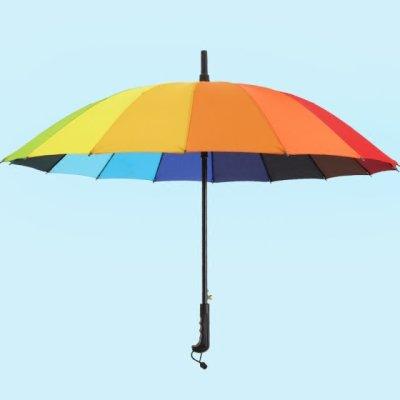 公主伞黑胶防雨天两用直销长柄男学生结婚透明雨伞晴雨天太阳伞可
