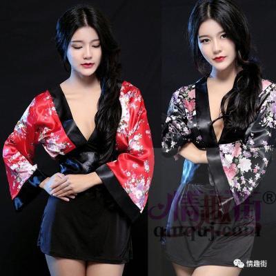 品牌:情趣街 品名:新品日本性感和服情趣内衣套装 尺码:均码 颜色分类:黑色,粉红色,红色 款式:露乳开裆式 风格:和服风 货号:1007